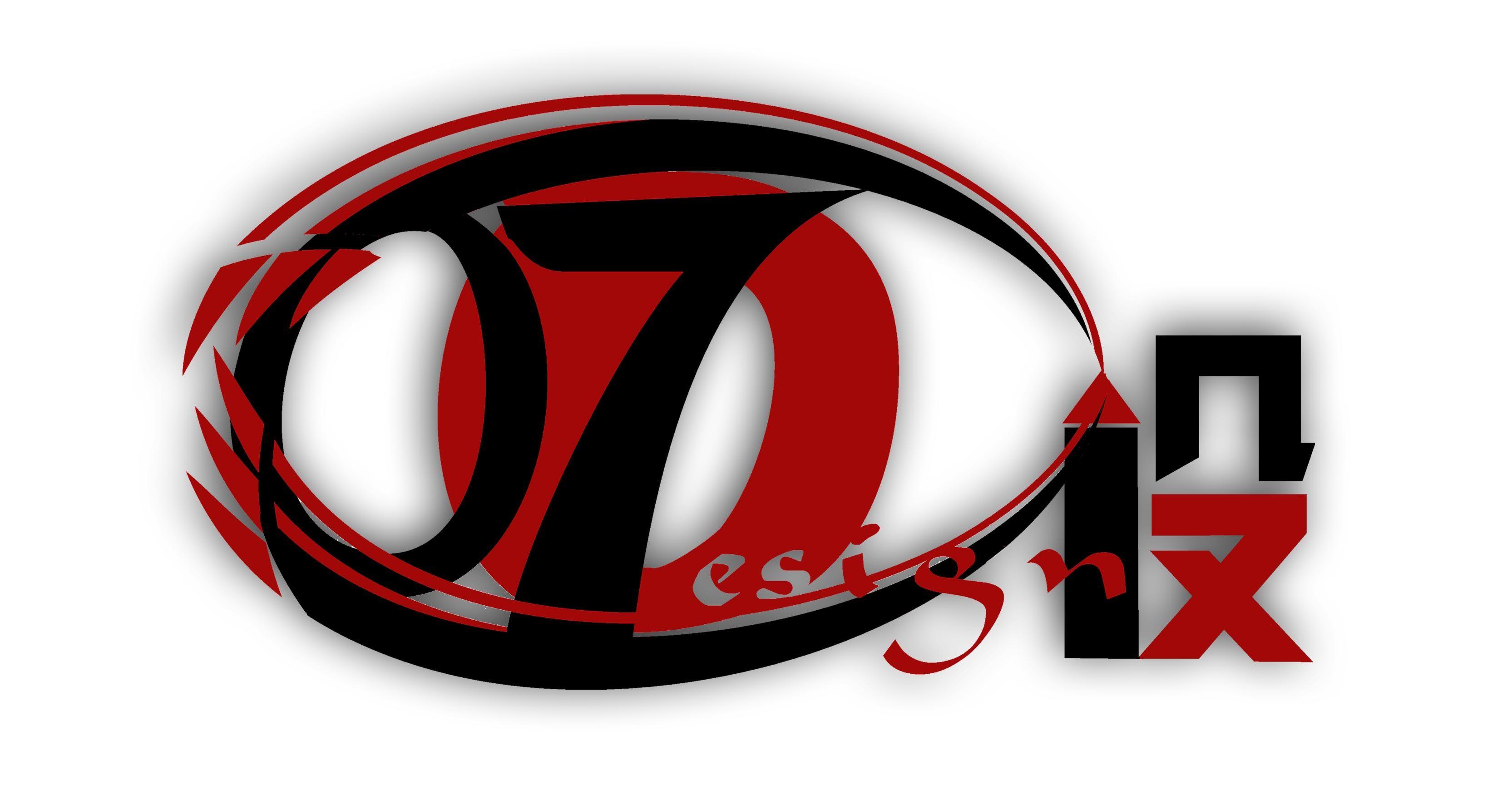 初学者第一次设计班徽 07工业设计 以眼睛为主要图案.
