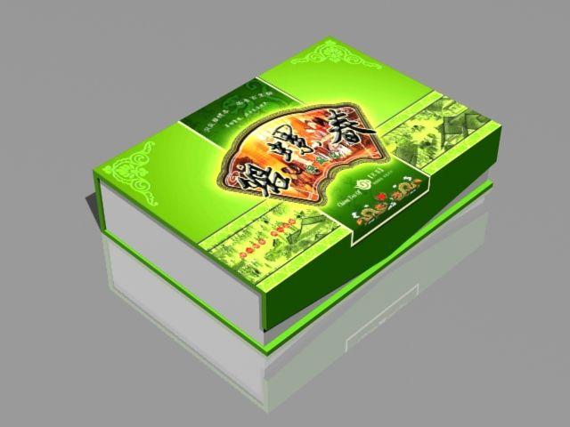 包装盒设计案例图片 - 设计师纯结的梦设计工作室的