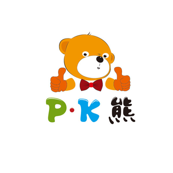 logo 熊 卡通