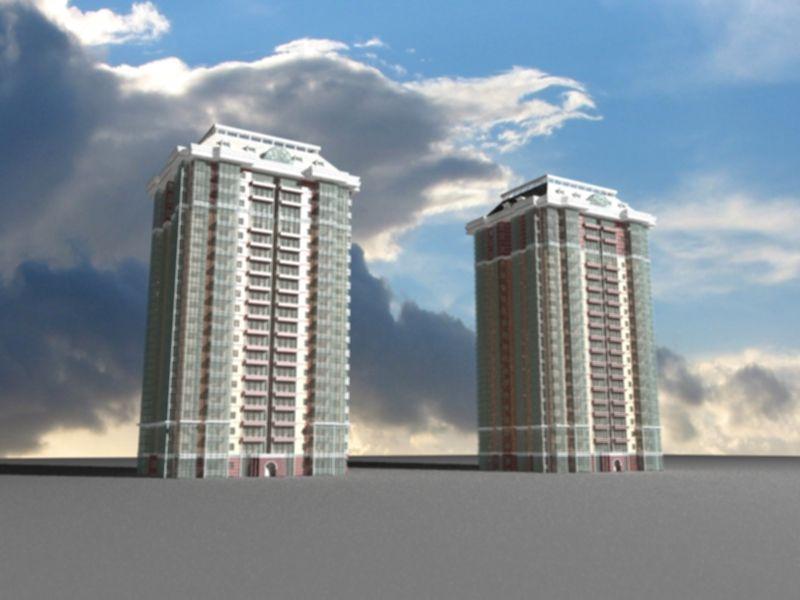 高楼大厦 建筑 设计案例 设计师ygsu2011设计工作室的空