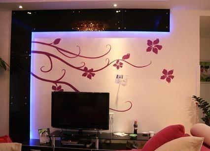 青岛森宜手绘墙画