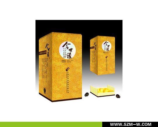 高档白酒包装礼盒设计