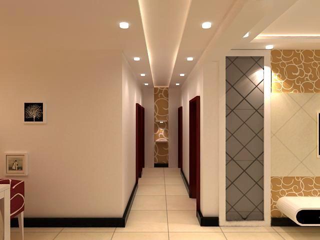 走廊案例圖片 - 設計師漂浮設計工作室的空間
