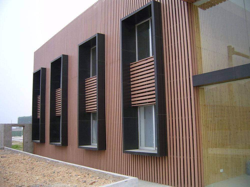 外墙装饰案例图片-工程案例-建材家居