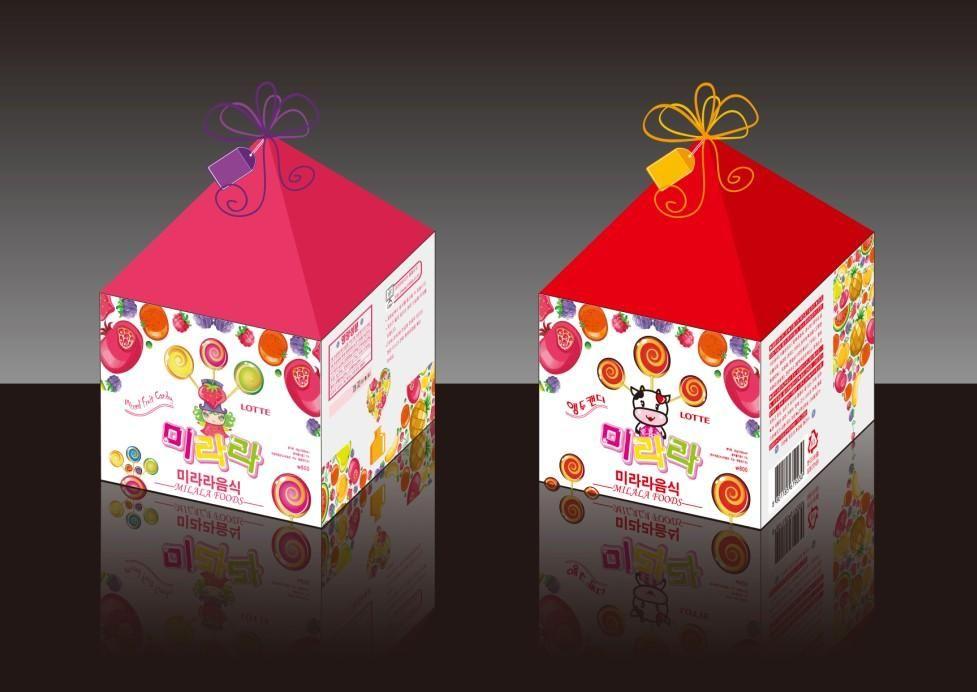 糖果包装设计