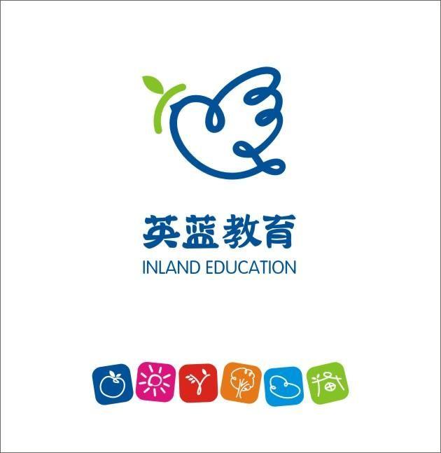 英蓝国际幼儿园品牌形象整合设计