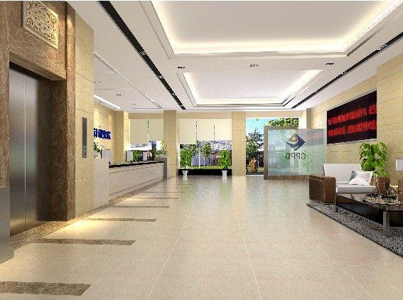 办公楼大厅案例图片-办公楼大厅-室内设计