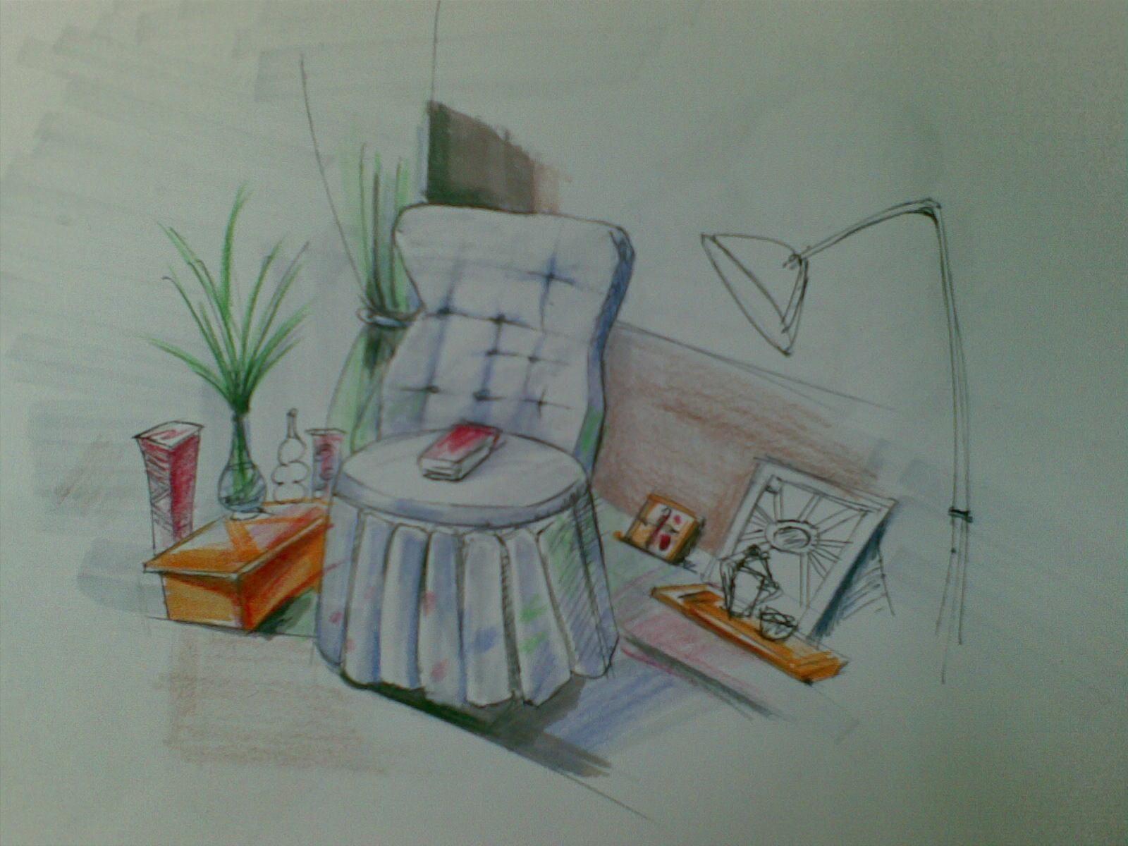 设计手绘三视图_ 产品设计三视图