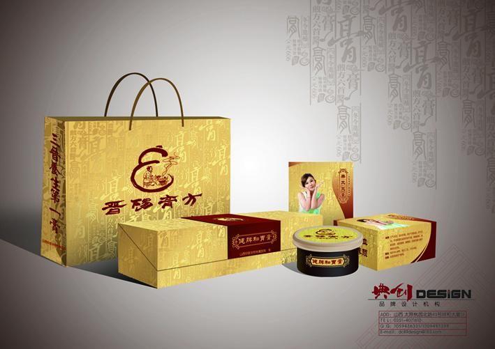 包装设计方案二案例图片 太原典创品牌设计机构的空间 红动中国设计