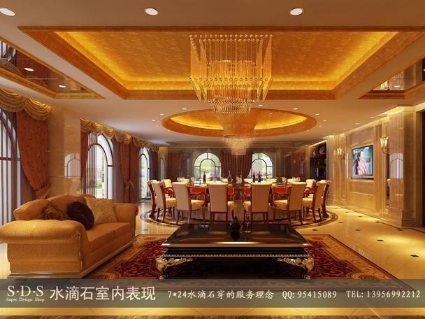 欧式酒店包厢案例图片