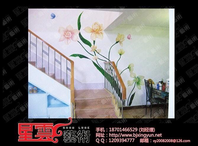 9 - 楼道走廊彩绘 - 相册 - 墙绘 手绘墙画 手绘壁画