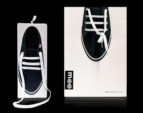 创意包装欣赏:纸袋和盒子案例图片 - 设计师灵子设计
