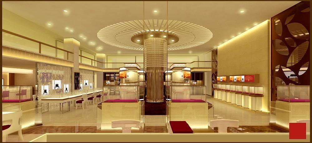 青花瓷酒展厅设计案例_至诚众禾图片