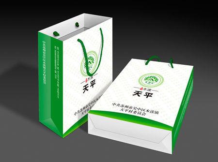 包装 包装设计 购物纸袋 纸袋 450_335图片