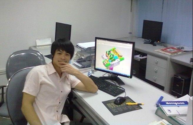 公司职务:产品结构工程师
