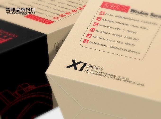 特殊材质(牛皮纸)包装设计///永康包装设计