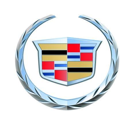 凯迪拉克 标志案例图片 宝马标识 车标高清图片