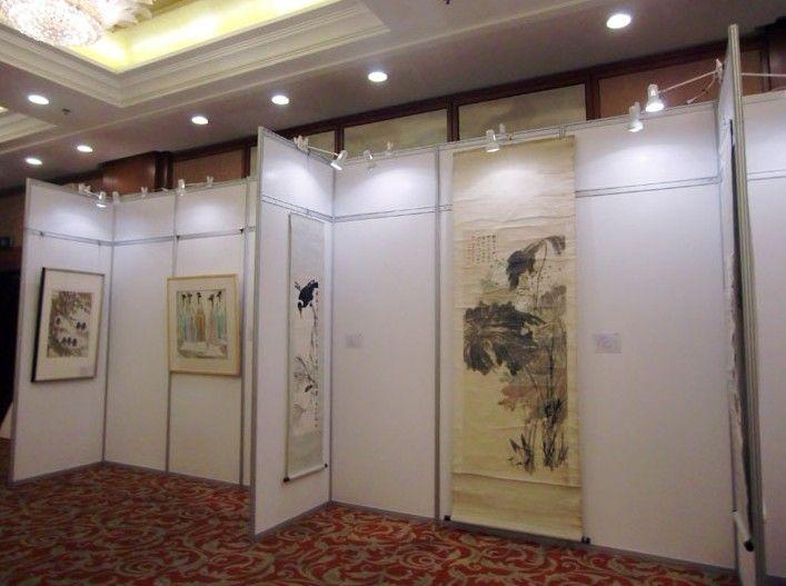 全球专卖:图片艺术展览展板 美术作品展展架 国画油画图片