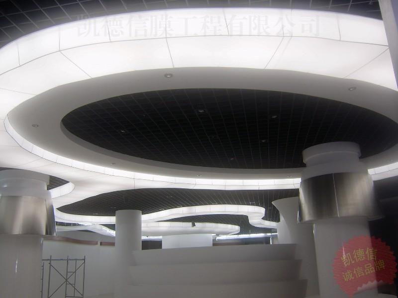 吊顶椭圆形做法图解