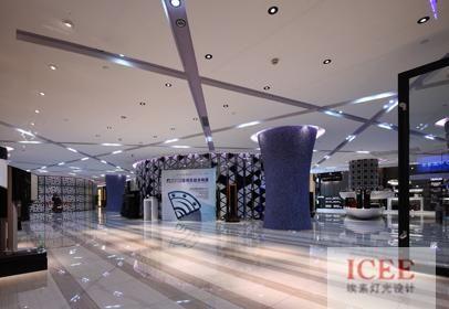 入口灯光照明设计效果案例图片雅乐荟顶级音响灯光设计 埃素灯光设计
