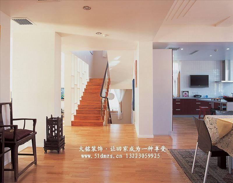 别墅设计效果图,高档别墅装修设计,复式楼装修设计