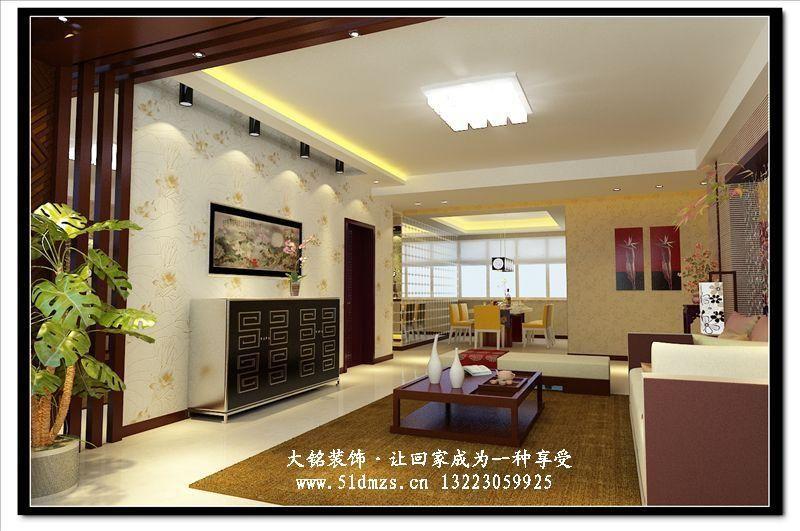 """""""红木的自然""""主题家庭装修设计,住宅装修设计,loft装修设计"""