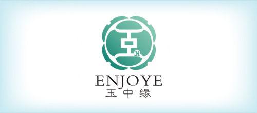 沐泽净水器品牌标志;; 原创作品: 玉中缘玉器标志设计; 图片