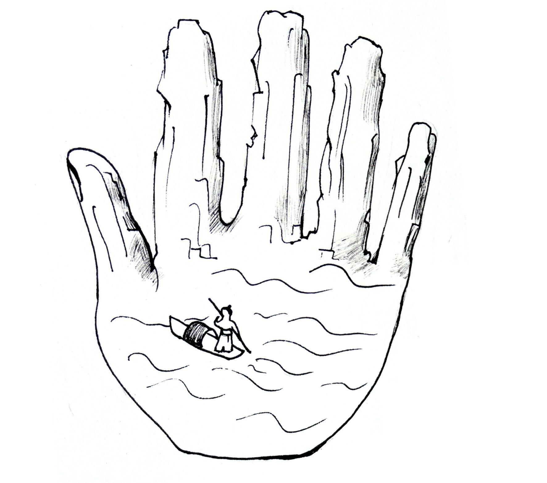 手的联想案例图片-手的联想-图形创意图片