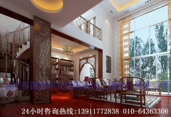 西餐厅装修设计效果图案例图片 设计师北京消防设计盖章的空间 红动高清图片