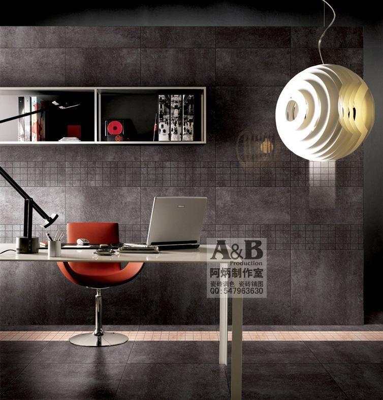 专业陶瓷砖效果图 调砖铺图 瓷砖铺贴图样板间 办公室效果高清图片