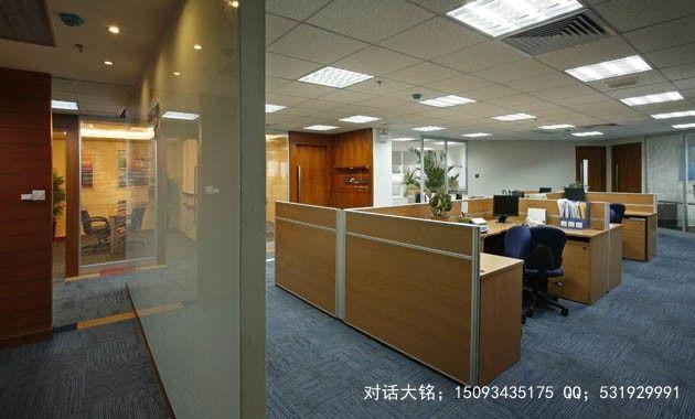 郑州写字楼设计装修