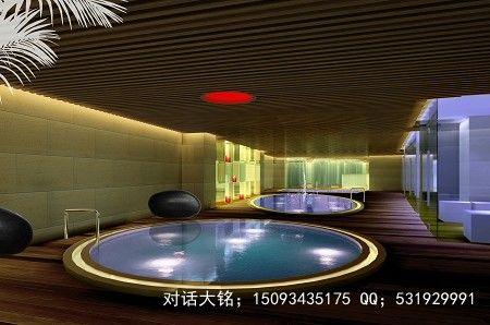 SPA装修设计 柳州皇室假期SPA会所介绍 SPA设计装修