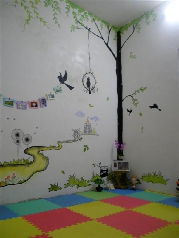 手绘pop及墙体绘画