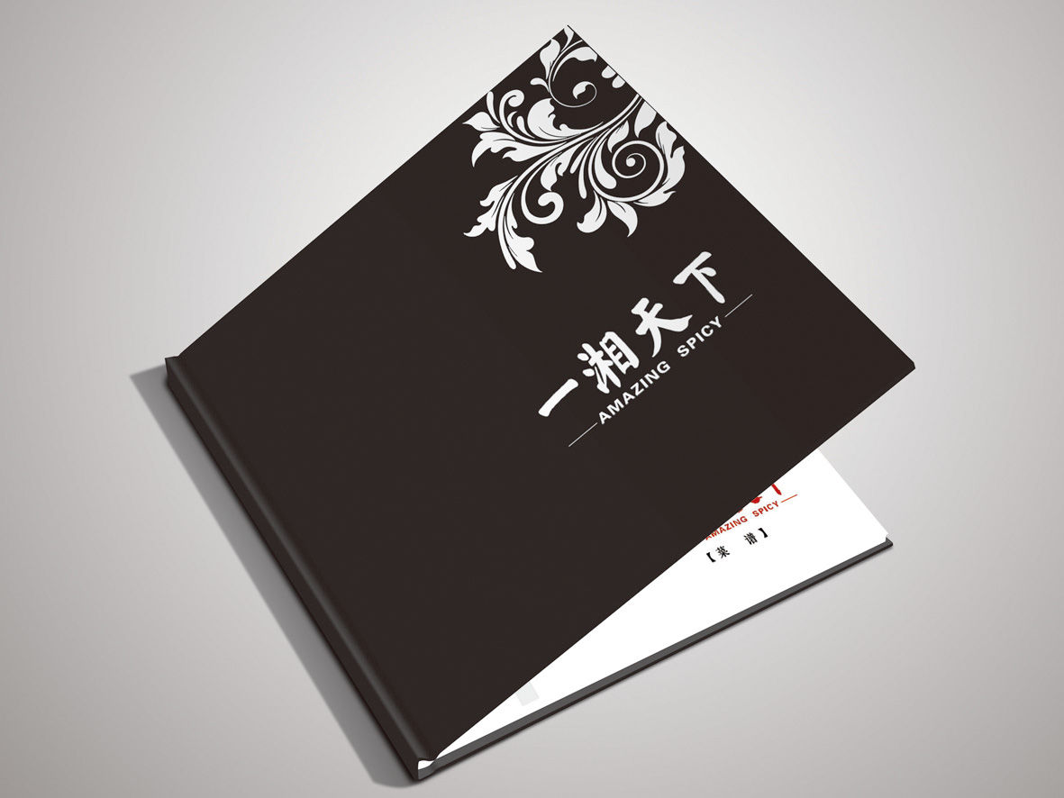 菜单封面案例图片 - 设计师mudongling设计工作室的