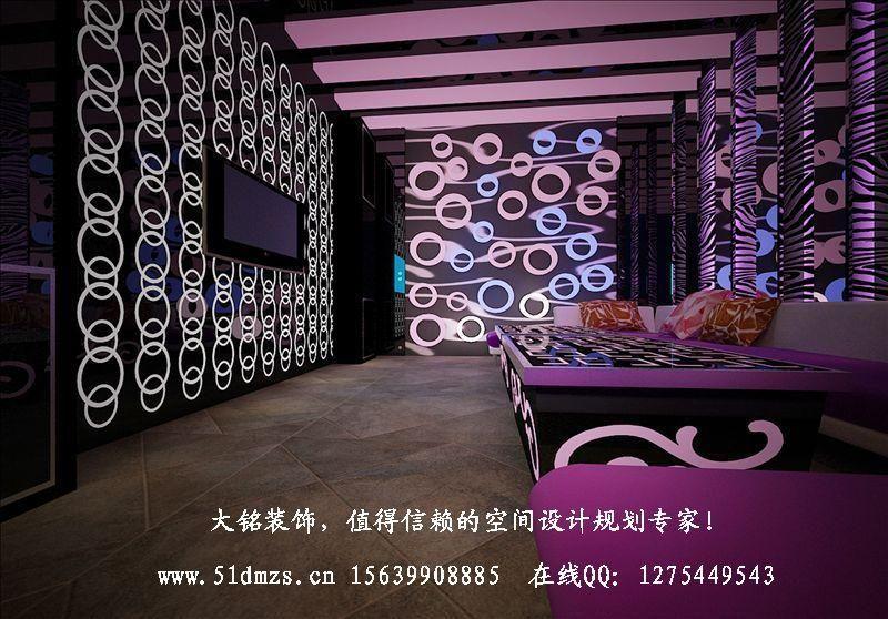 红动中国 大铭装饰ktv夜场娱乐场所装修设计公司 设计案例  &