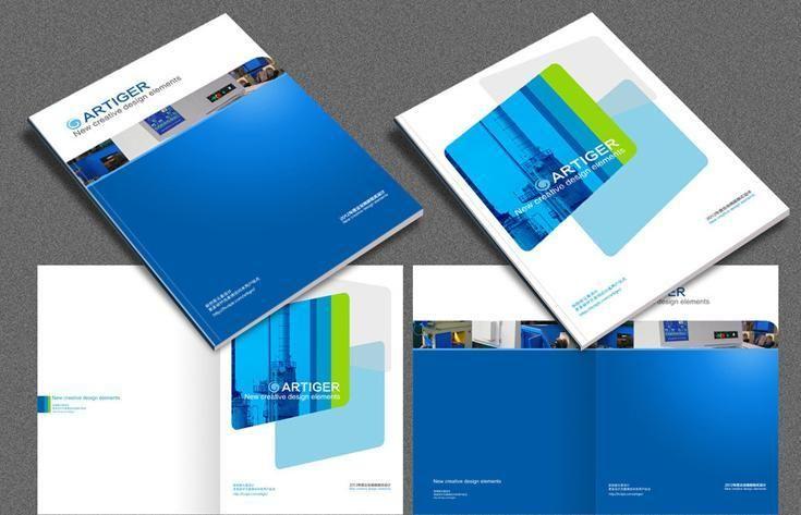 济南设计木门家居彩页好的公司 济南专业的家居画册设计公司 济南图片