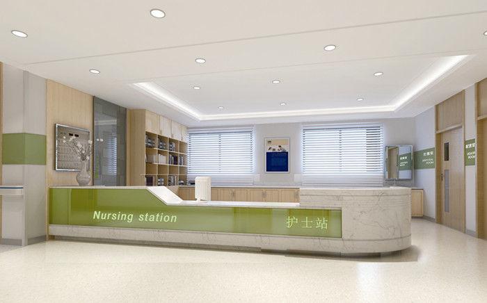 护士站案例图片 - 巧合空间(上海/长沙)装饰设计有限