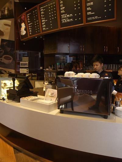 咖啡品牌连锁店设计案例图片 易尚广州品牌设计公司的空间 红动中国设计空间 广州深圳食品连锁品牌设计 食品品牌