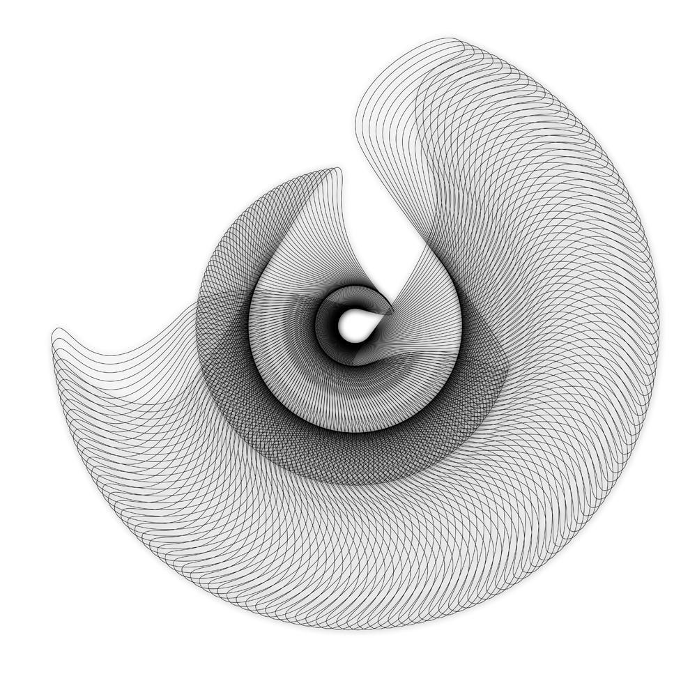 科技曲线案例图片 - 设计师gomin565设计工作室的图片