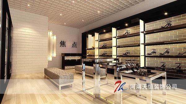 郑州鞋店装修设计,专业郑州鞋店装修设计找品牌口碑公司高清图片
