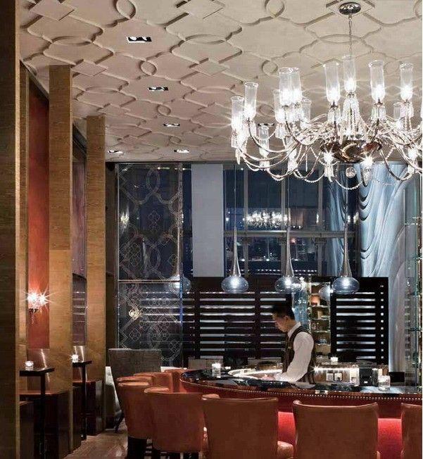 成都西餐厅设计效果图案例图片 设计师成都餐厅设计,成都店铺装修公高清图片