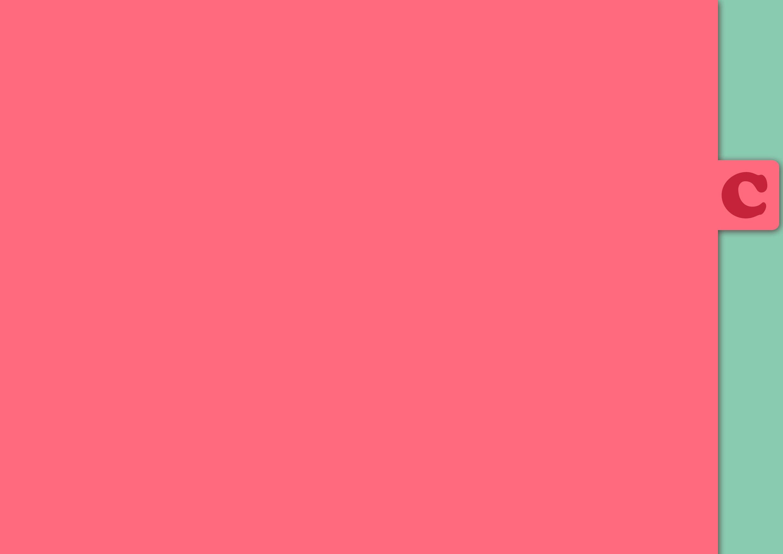 粉嫩的幼儿园中心ppt模板