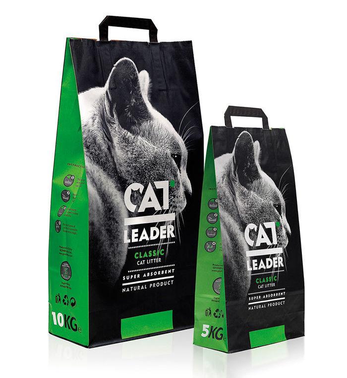 宠物作品包装设计之猫砂包装设计