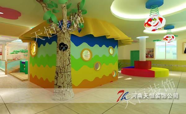 幼儿园装修设计专业的注意事项-公司动态
