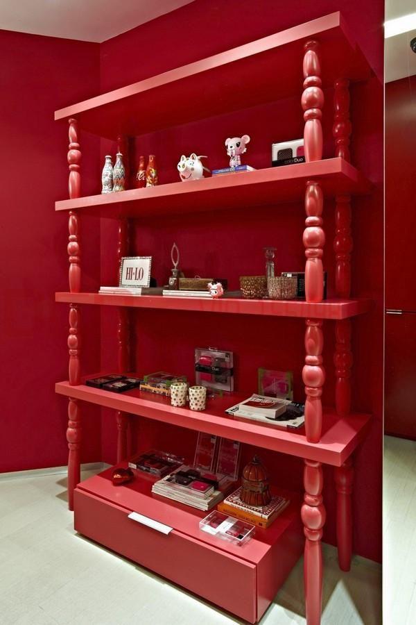服装店设计效果图案例图片 中原专业工装装修设计公司的空间 红动中高清图片