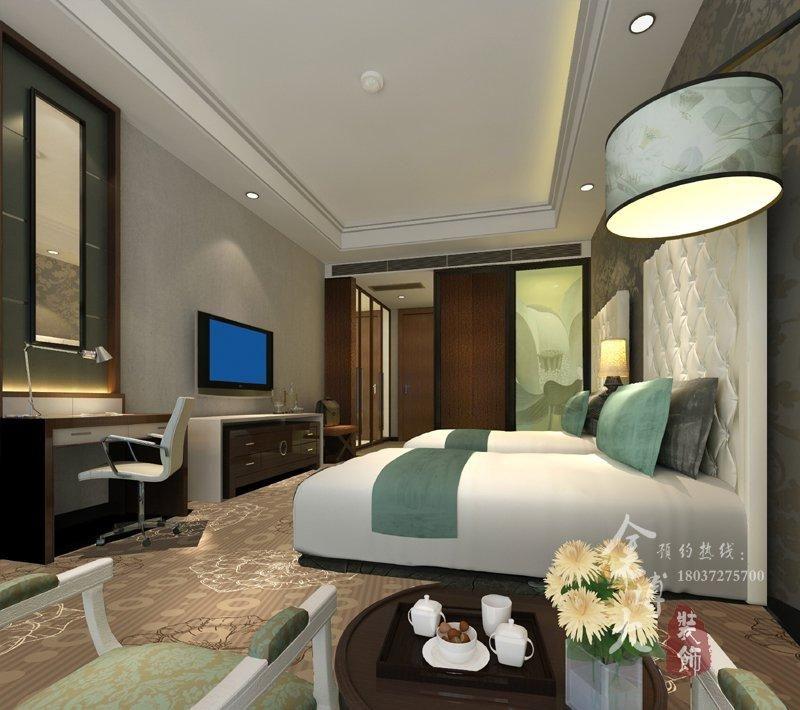专业酒店设计公司为您讲解软装搭配原则