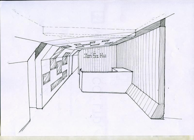 2013手绘-商业空间-设计案例