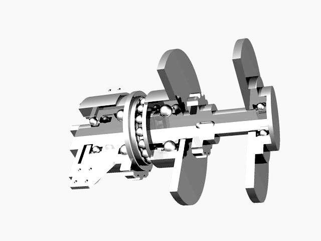龙骨水车结构_龙骨水车平面图展示
