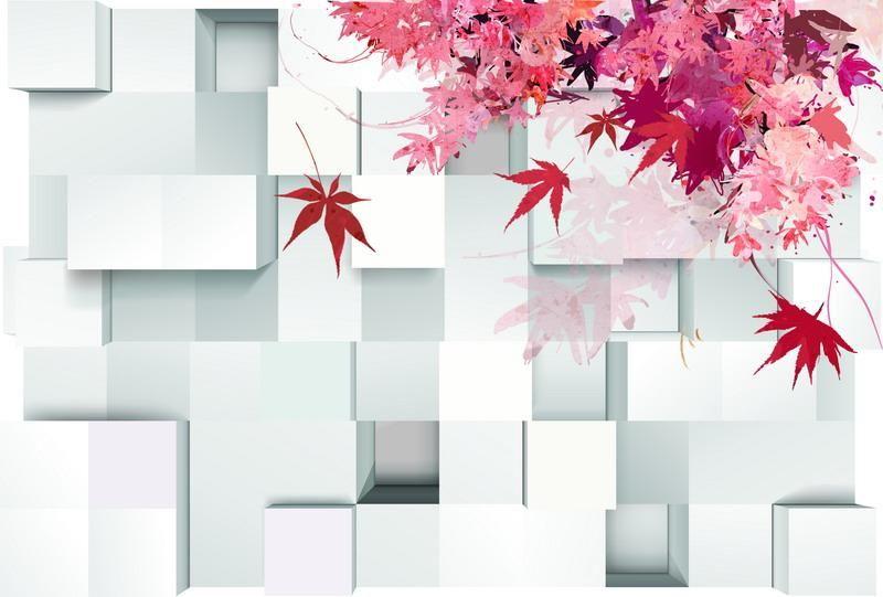 个性3d墙纸,壁画