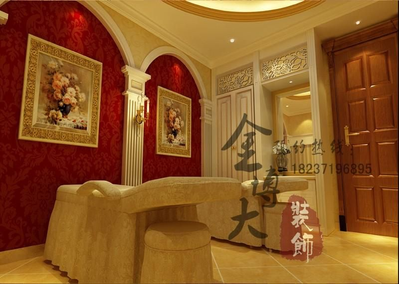 郑州酒店装潢 设计案例     其他案例图片   西平刘娇美容院装修设计图片